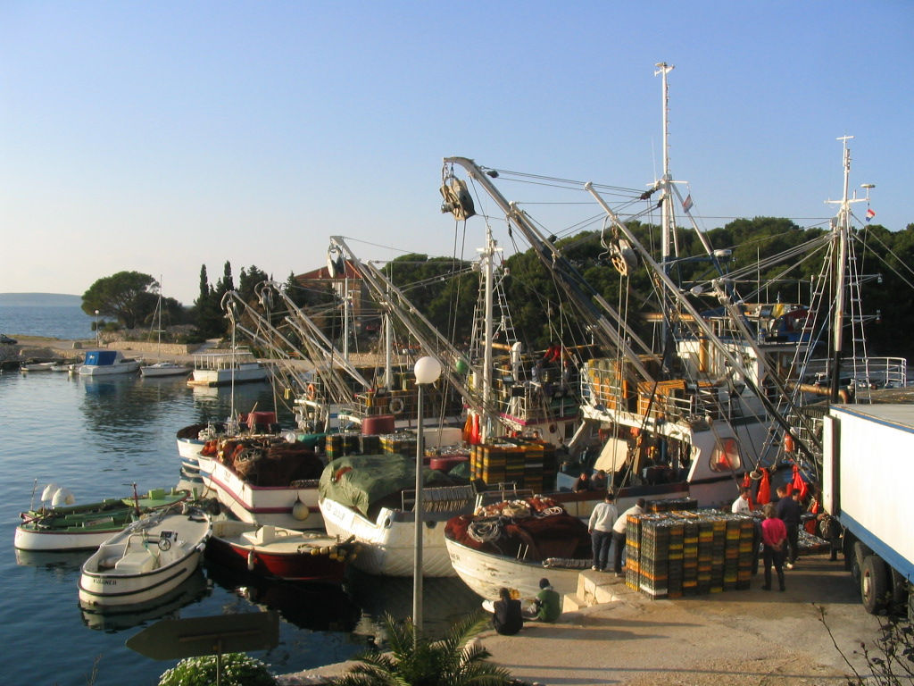 Mandre Hafen