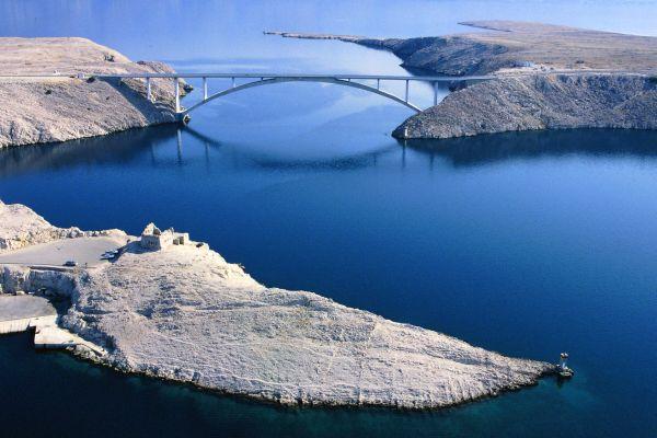Pag Brücke